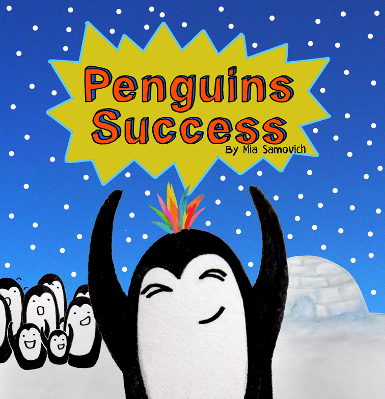 Penguins Success Book Cover