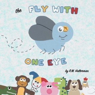 The Fly with One Eye Book Cover