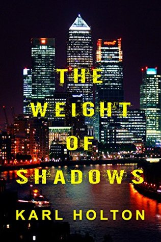 The Weight of Shadows Book Cover