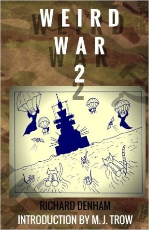 Weird War 2 Book Cover