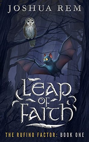 Leap of Faith Book Cover