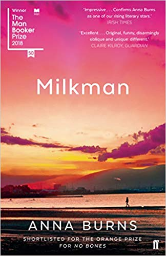 Milkman Book Cover
