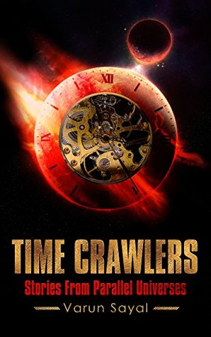 Time Crawlers Book Cover