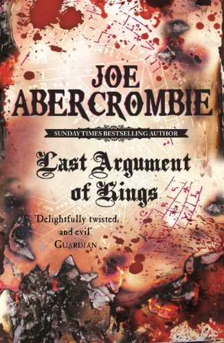 The Last Argument of Kings Book Cover