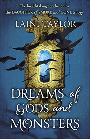 Dreams of Gods and Monsters Book Cover