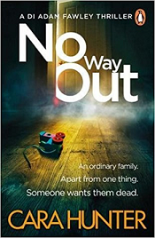 Interview with Cara Hunter - Author of No Way Out Book Cover
