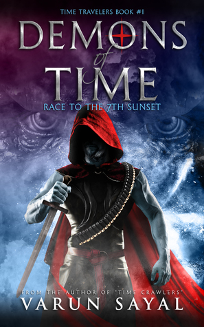 Demons of Time Book Cover