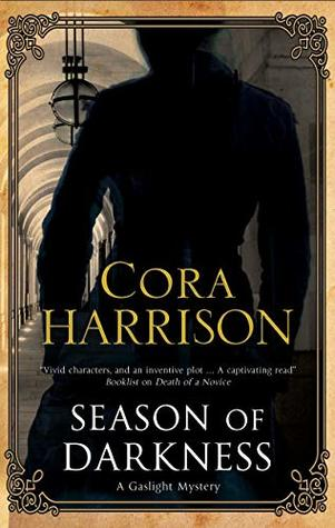 Season of Darkness Book Cover