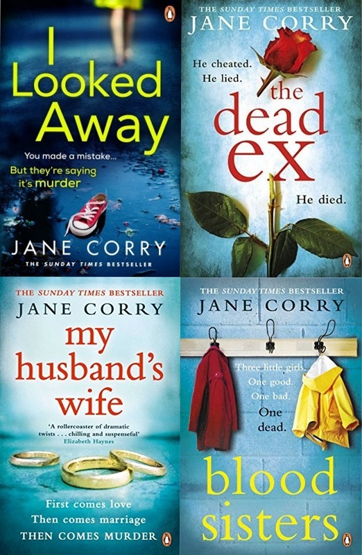 Interview with Jane Corry Book Cover