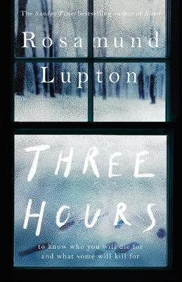 Three Hours Book Cover