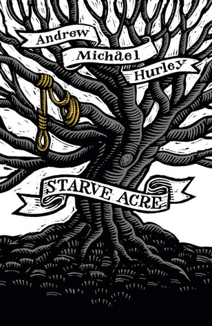 Starve Acre Book Cover