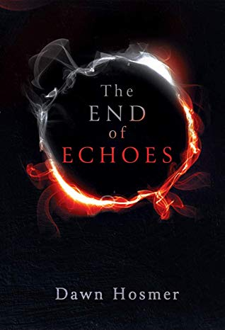 The End of Echoes Book Cover