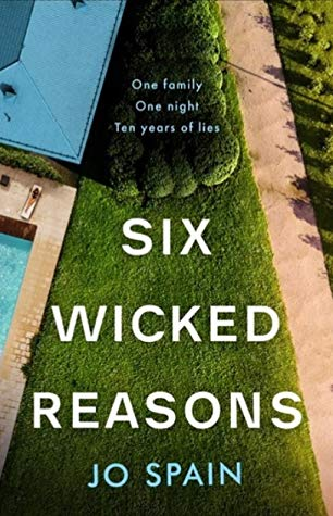 Six Wicked Reasons Book Cover