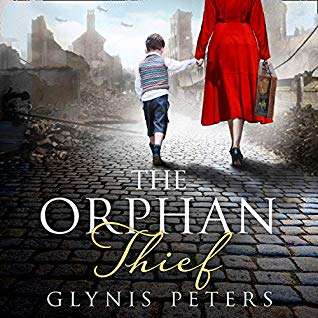The Orphan Thief Book Cover