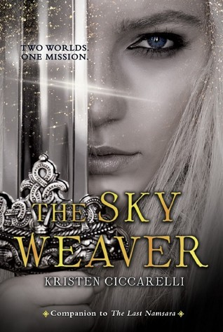The Sky Weaver Book Cover