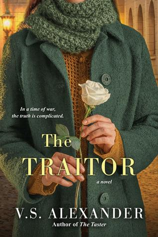The Traitor Book Cover