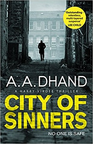 City of Sinners Book Cover
