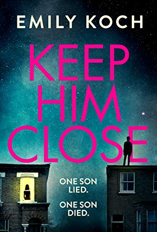 Keep Him CLose Book Cover