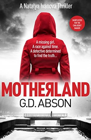 Motherland Book Cover