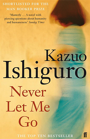 Never Let Me Go Book Cover
