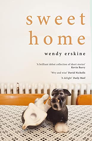 Sweet Home Book Cover