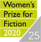 Women's Prize for Fiction 2020 Book Cover
