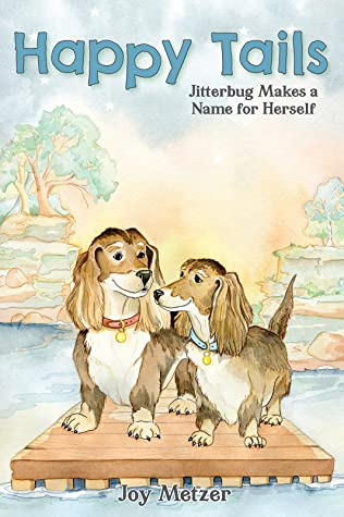 Happy Tails Book Cover