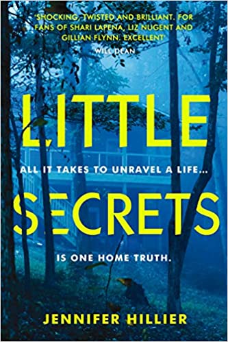 Little Secrets Book Cover