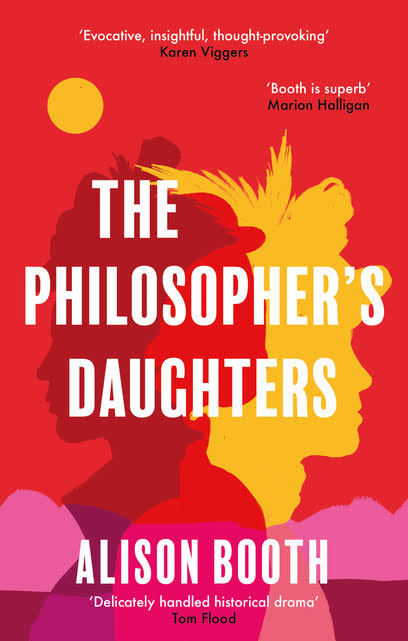 The Philosopher's Daughters Book Cover