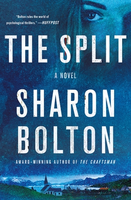 The Split Book Cover