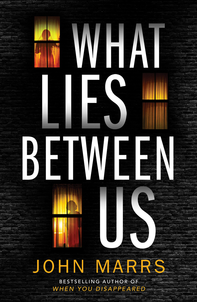 What Lies Between Us Book Cover