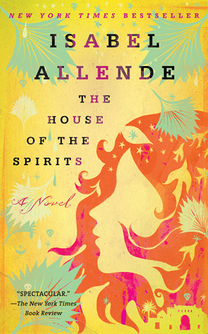 The House of the Spirits Book Cover