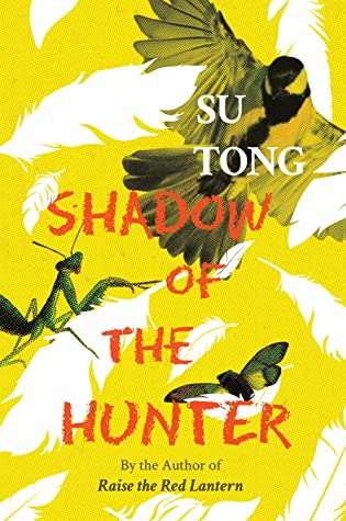 Shadow of the Hunter Book Cover