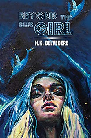 Beyond the Blue Girl Book Cover