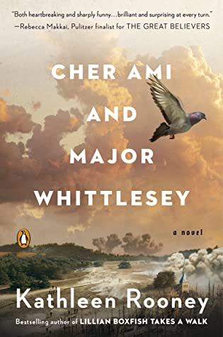 Cher Ami and Major Whittlesey Book Cover