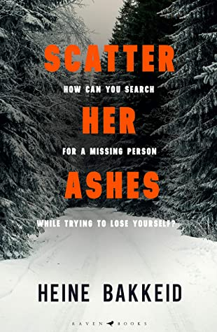 Scatter Her Ashes Book Cover