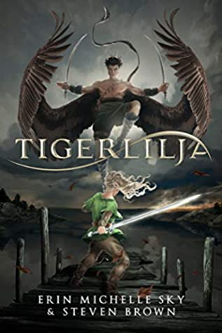 Tigerlilja Book Cover