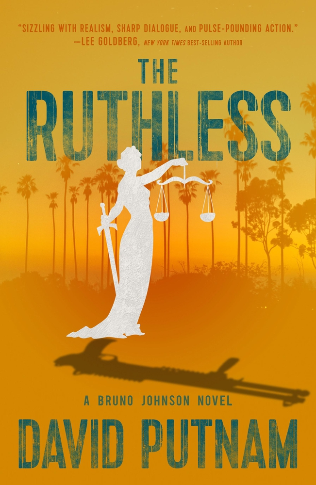 The Ruthless, Volume 8 Book Cover
