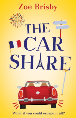 The Car Share Book Cover