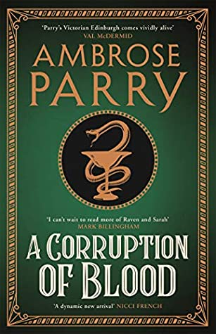 A Corruption of Blood Book Cover
