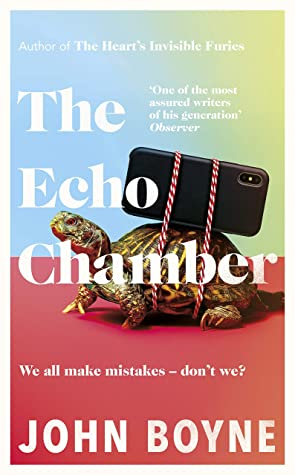 The Echo Chamber Book Cover