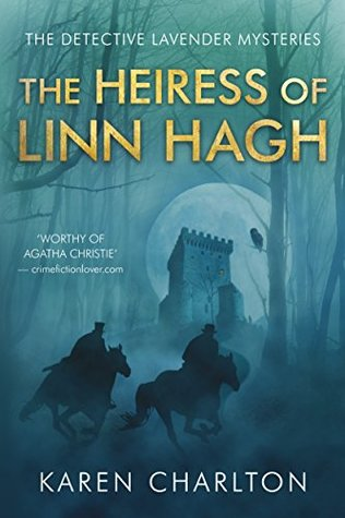 The Heiress of Linn Hagh Book Cover