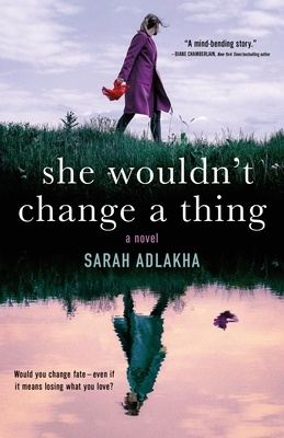 She Wouldn't Change a Thing Book Cover
