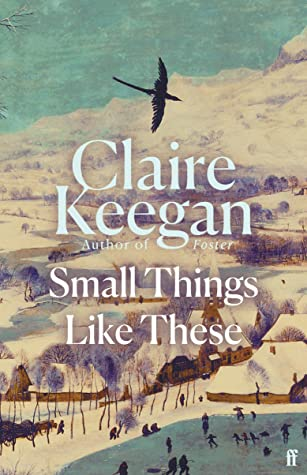 Small Things Like These Book Cover